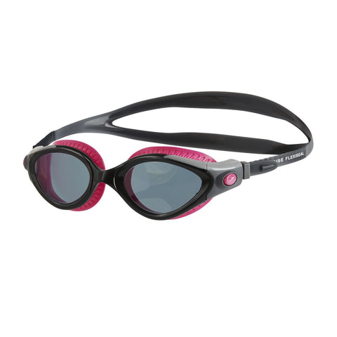 Speedo Futura Biofuse Flexiseal Womens Goggle Smoke - clickswim.co.nz