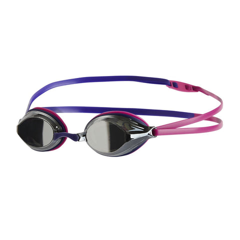 Speedo Adult Unisex Goggles Vengeance Mirror Pink/Silver - clickswim.co.nz