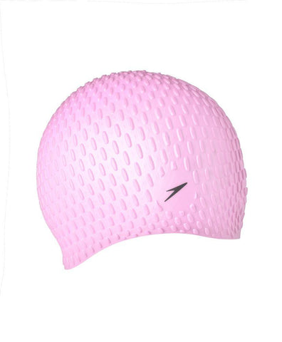 Speedo Womens Bubble Cap Petal - clickswim.co.nz