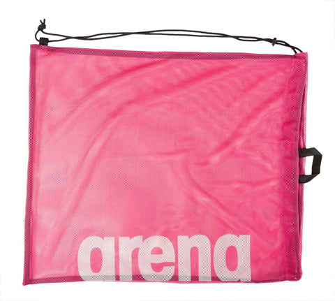 Arena Team  Mesh  Bag Pink - clickswim.co.nz