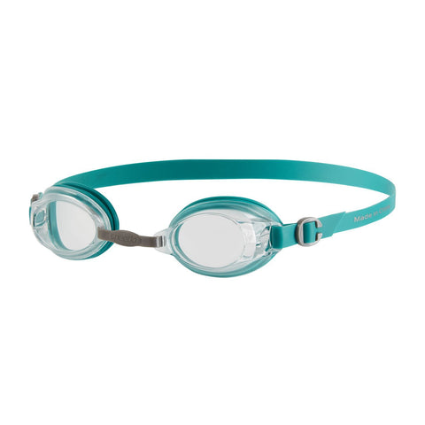 Speedo Jet Adult Goggle Aqua - clickswim.co.nz