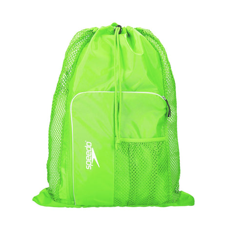 Speedo Ventilator Mesh Bag Green - clickswim.co.nz