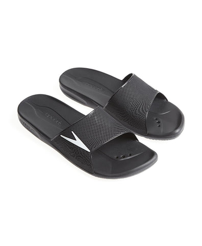 Speedo Adult Mens Footwear Atami II Max Black / White - clickswim.co.nz