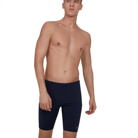 Speedo Essentials Endurance+ Jammer Mens True Navy - clickswim.co.nz