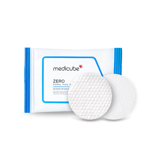 [Mini Size] Zero Pore Pad_12ea - themedicube.com.sg