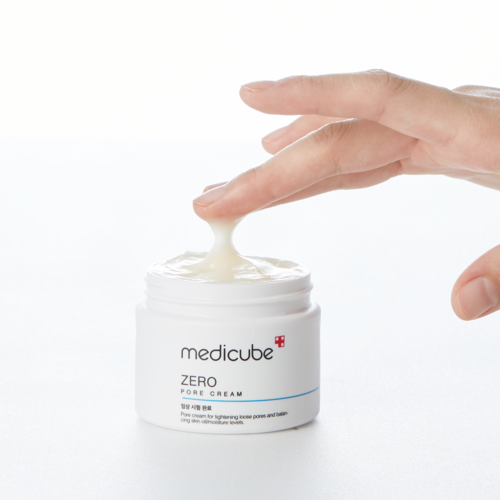 Zero Pore Cream_60ml - themedicube.com.sg