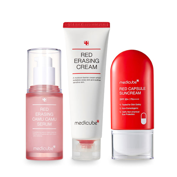 [NEW] 3-Step Brightening Set!