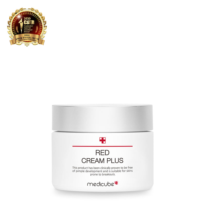 [Plus] Red Cream Plus 100ml