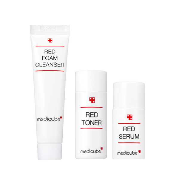 Total Acne Care Set [Travel Size]