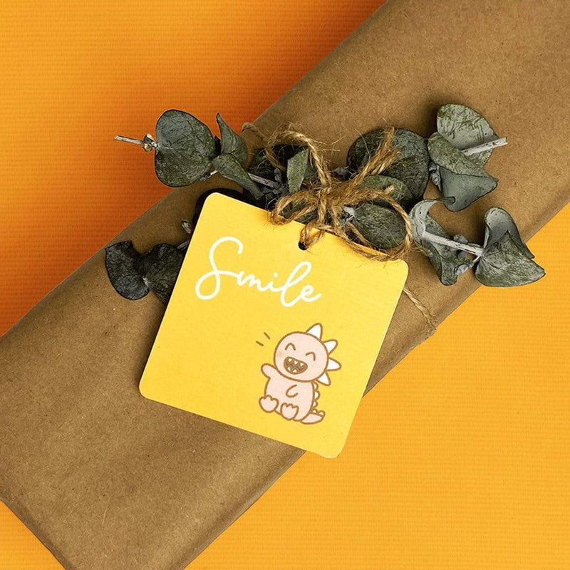 Planet Pods gift tag Gift Tags (10 Pack) Compostable