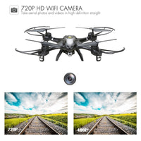 Holy Stone HS200 RC Drone with FPV HD Wifi Camera