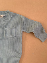 Maxwell chunky jumper - Cloud