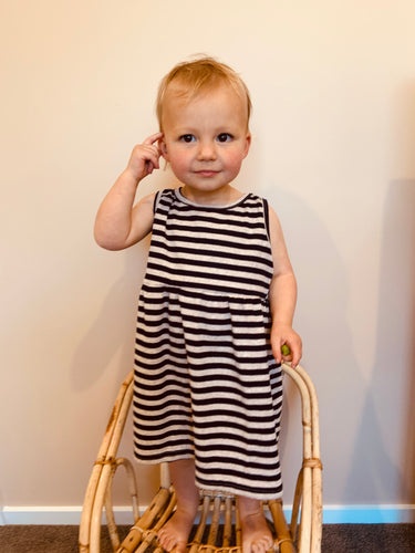 Frankie stripe dress