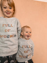 Full of wonder jumper