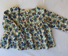 Posie button blouse