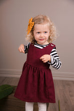 Hazel corduroy dress