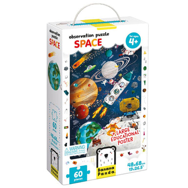 OBSERVATION PUZZLE SPACE AGE 4