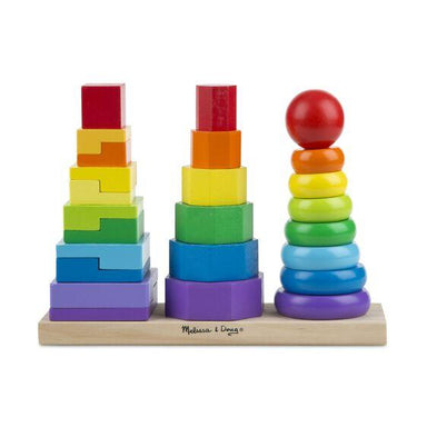 TOY-GEOMETRIC STACKER