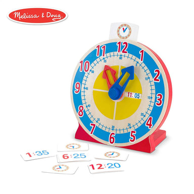 TURN & TELL CLOCK
