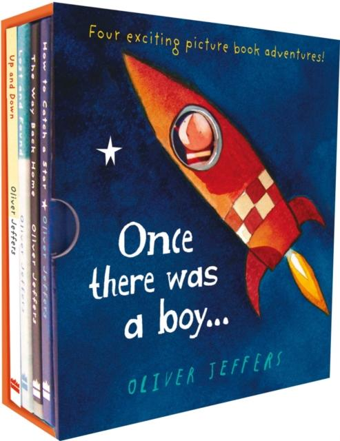ONCE THERE WAS A BOY... : BOXED SET