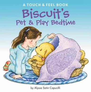 BISCUITS PET & PLAY BEDTIME