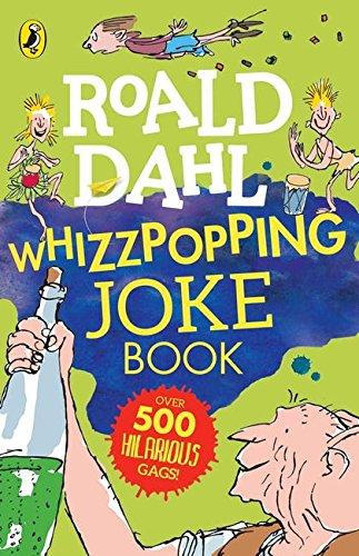 ROALD DAHLS WHIZZPOPPING JOKE BOOK
