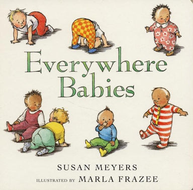 EVERYWHERE BABIES-BOARD