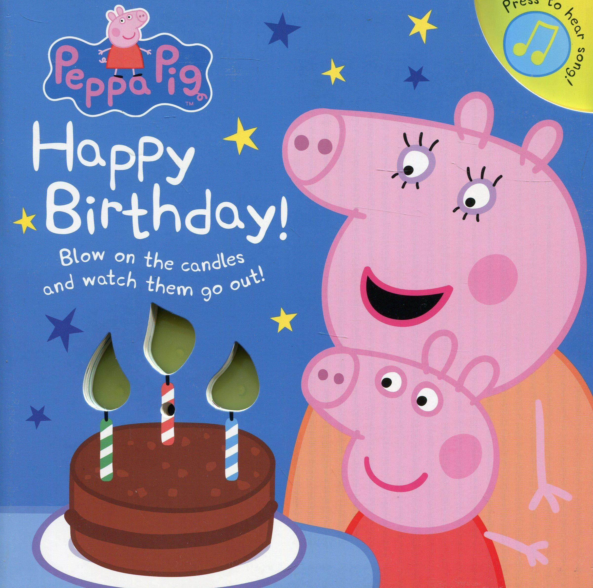 Peppa Pig: Happy Birthday!