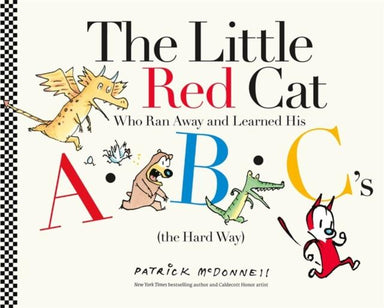 LITTLE RED CAT WHO RAN AWAY &