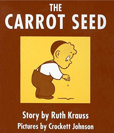 Carrot Seed Board Book