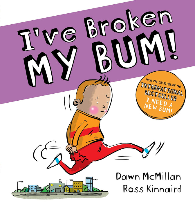 I've Broken My Bum (PB)