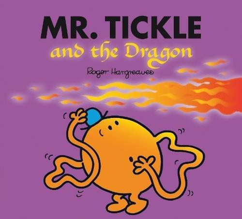 MR TICKLE & THE DRAGON