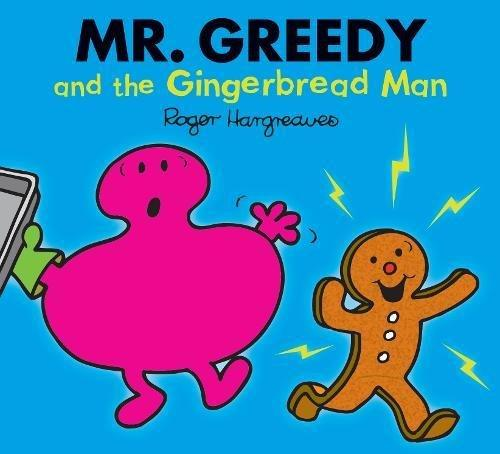 MR MEN AND THE GINGERBREAD MAN