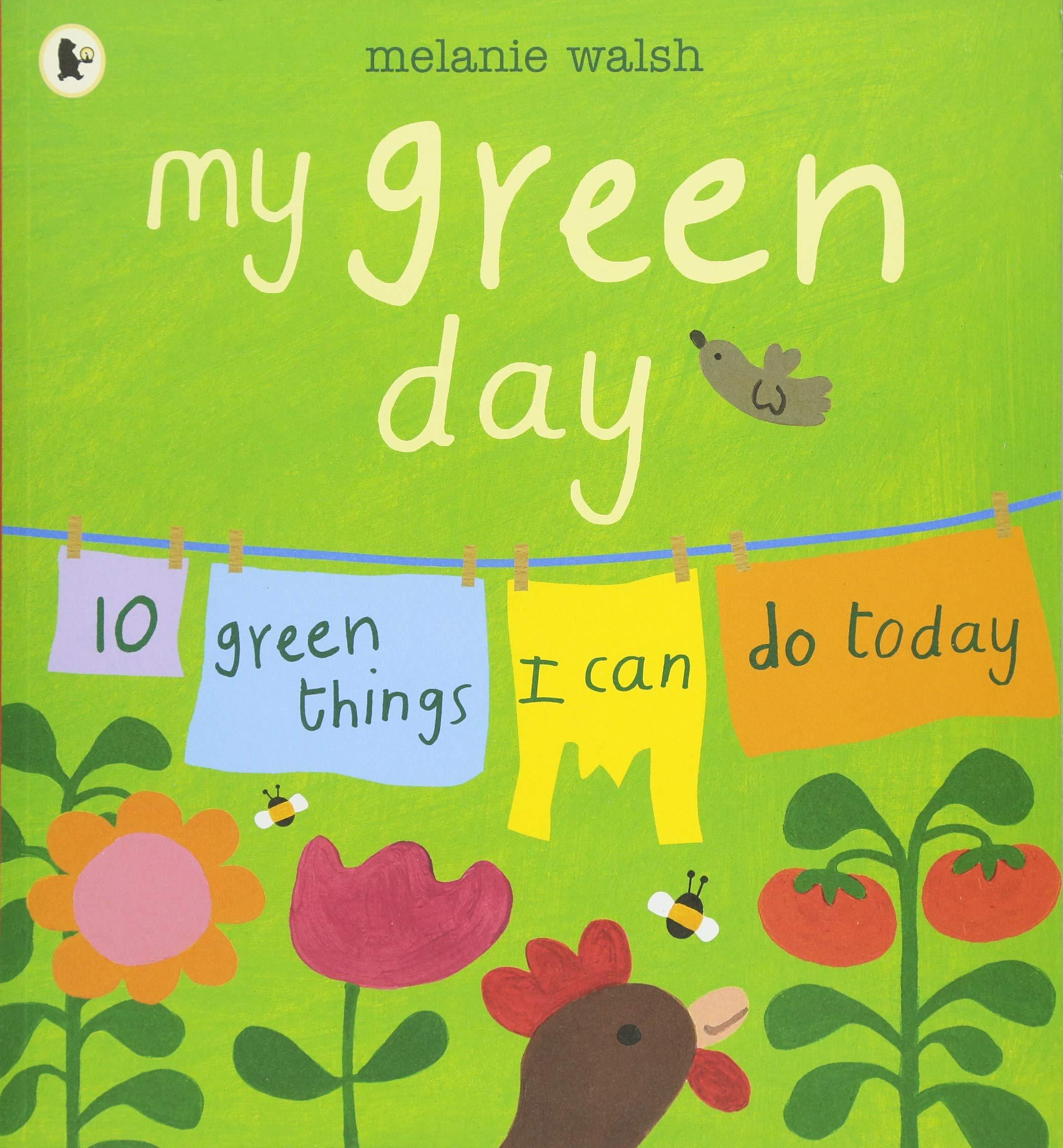 My Green Day: 10 Green Things I Can Do Today