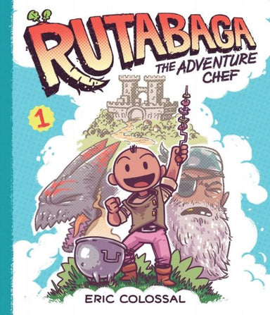 RUTABAGA THE ADV CHEF