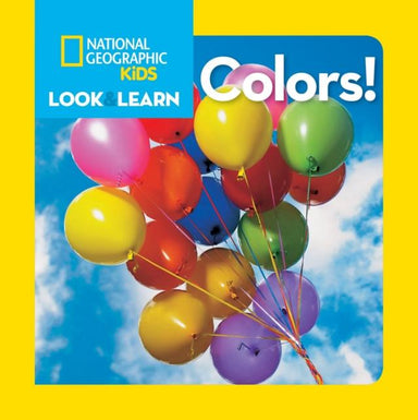 Look and Learn: Colours (Look&Learn)
