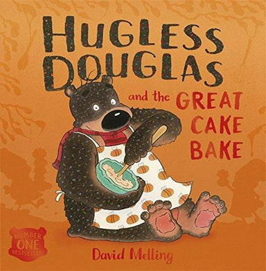 HUGLESS DOUGLAS & THE GREAT CAKE BAKE
