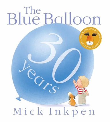 BLUE BALLOON 30TH ANNIV