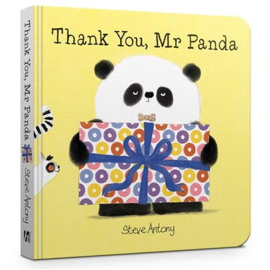 THANK YOU, MR PANDA BOARD BOOK
