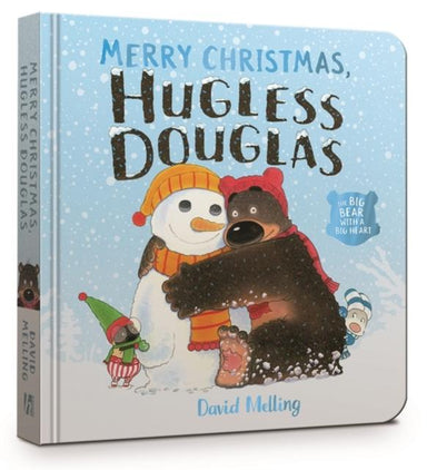 Merry Christmas, Hugless Douglas Board Book
