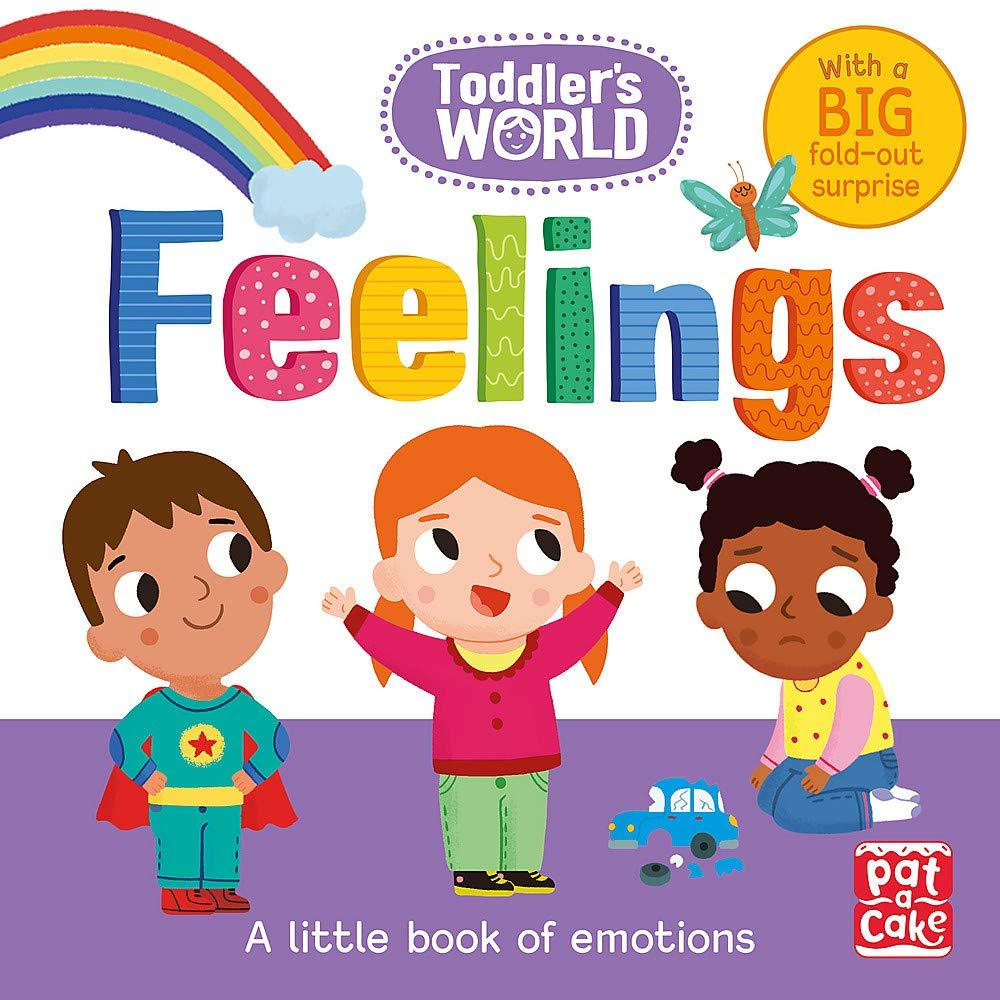 Toddler's World: Feelings