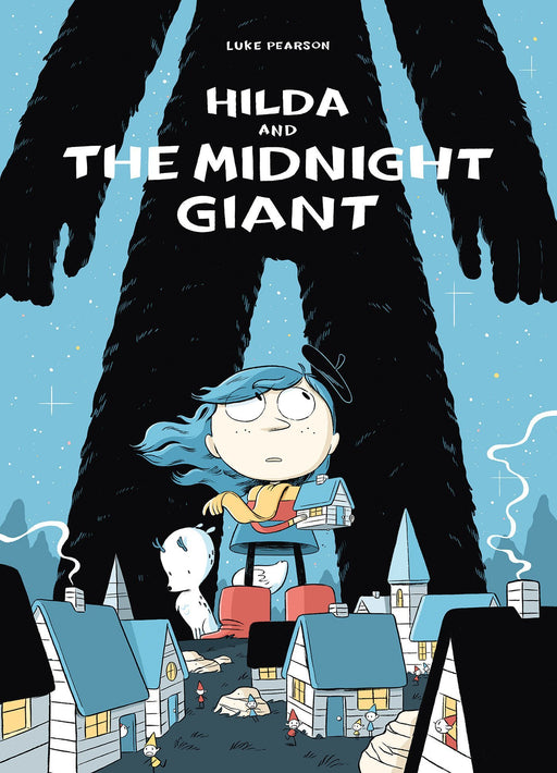 HILDA & THE MIDNIGHT GIANT