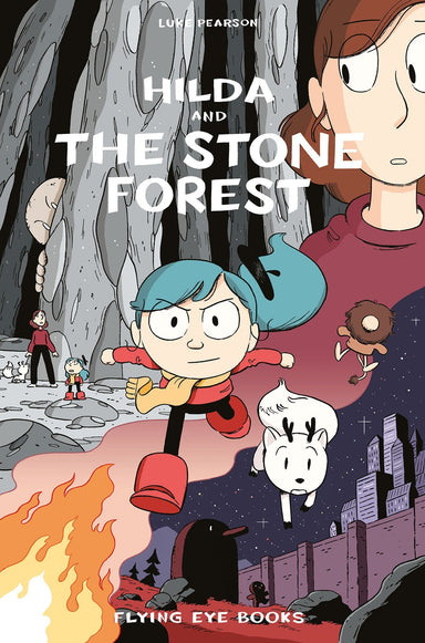 HILDA & THE STONE FOREST