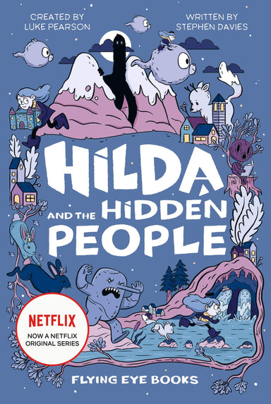 HILDA & THE HIDDEN PEOPLE TV TIE IN