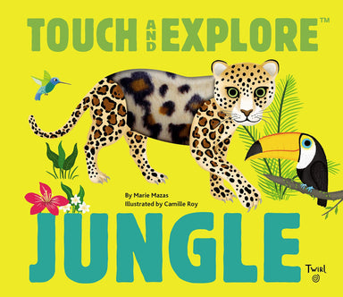 Touch and Explore: Jungle Animals