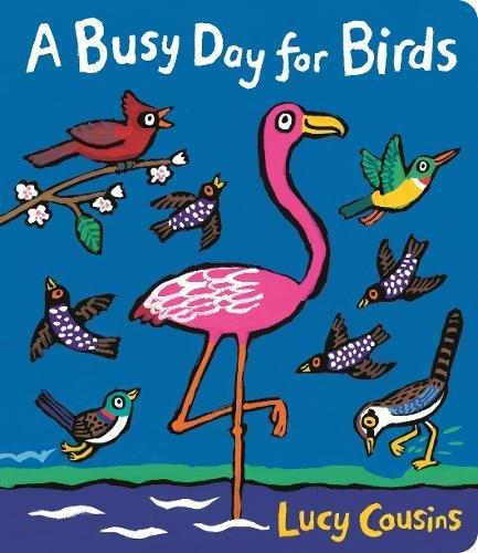 A busy day for birds (cover)