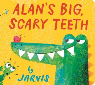 Alan's big scary teeth (cover)