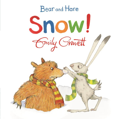 Bear and hare snow (cover)