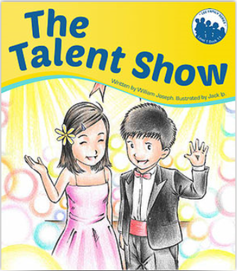 Lee Family Series. Books 11: The Talent Show