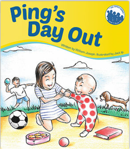 Lee Family Series. Books 12: Ping's Day Out